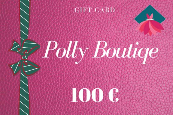 Carta regalo – Buono regalo da 100 euro