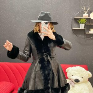 Cappotto super look black
