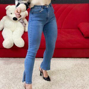 Jeans con spacchi