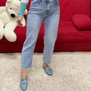 Jeans sfumato