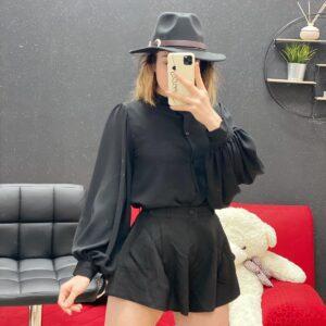 Camicia primo appuntamento nera