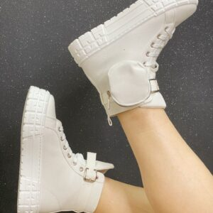 Sneakers con bustina