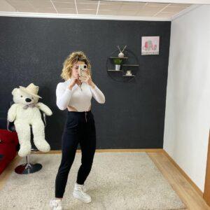 Pantalone 308 black