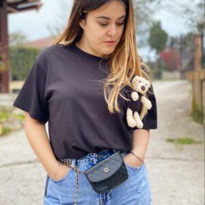 T-Shirt Noel Black