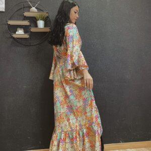 """Kimono """"Sognando Formentera"""""""