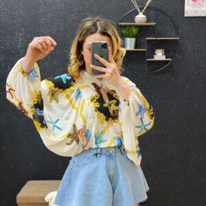 Camicia Ischia beige