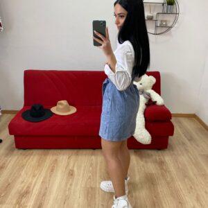 Abito di jeans Brava ragazza