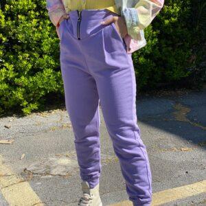 Pantalone 308 lilla