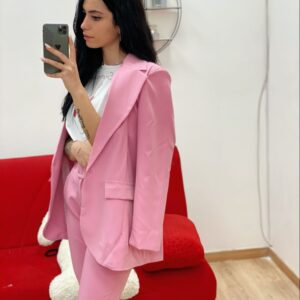 Blazer rosa