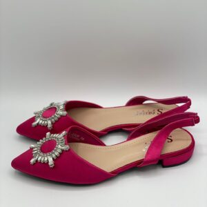 Ballerina Dolly fucsia