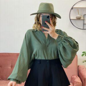 Camicia primo appuntamento in lino