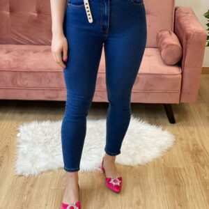 Jeans denim scuro