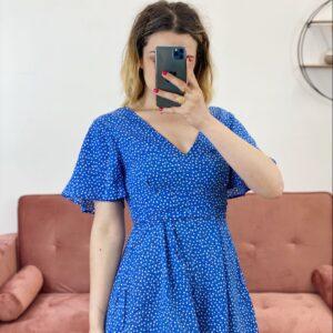 Tutina summer blu