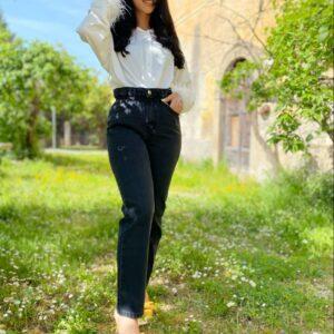 Jeans a caramella black