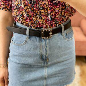 Mini di jeans