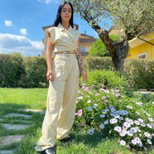 Completo Marilù beige