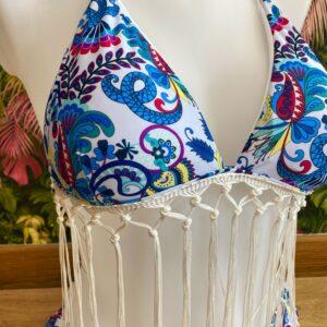 Bikini Ibiza blu