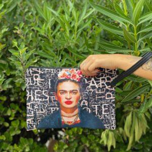 Pochette Frida in vari colori