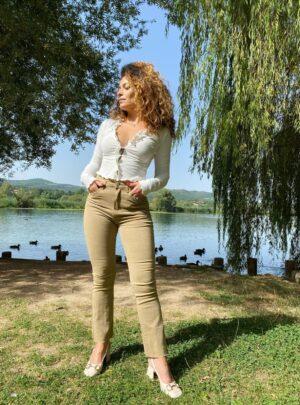 Jeans beige