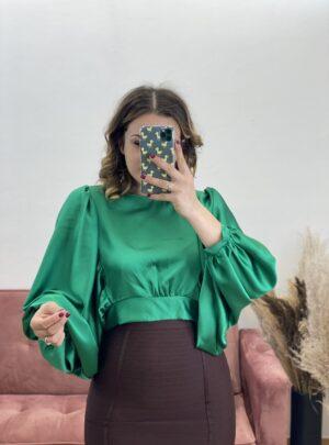BlusaMaxymanica verde