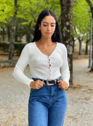 Maglioncino Bianco